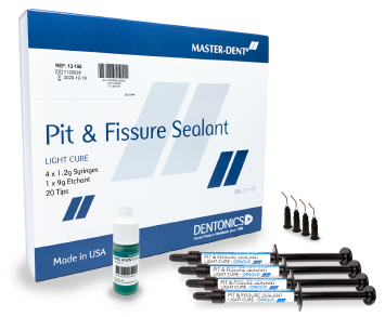 Master-Dent Pit & Fissure Sealant (Light Cure)